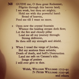 Set to the tune of Hymn 690 from the Hymnal 1982