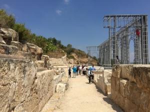 2nd Chentury Roman Ampitheater
