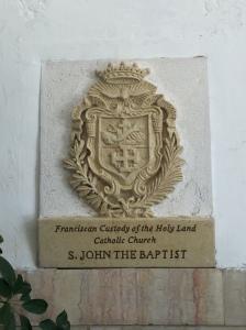 Franciscan Sign