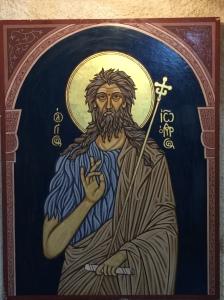 Icon of John the Baptist