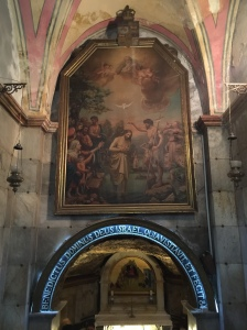 Painting in the Church