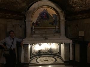 Grotto of John's Birth