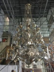 An ornate gift of the Russian Tsar Alexander II.