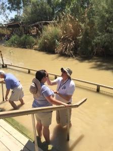 Lauren reaffirmation of Baptism