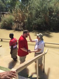 Rob reaffirmation of Baptism