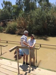 JIm Stewart reaffirmation of Baptism