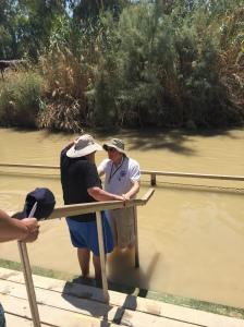 Jim Sabino reaffirmation of Baptism
