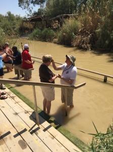 Kathi reaffirmation of Baptism