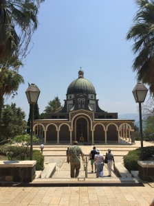The Church of the Beatitudes.