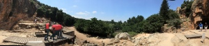 Another panoramic view of the area to give you a 360 degree view.