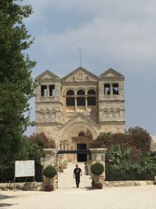 The Church of the Transfiguration.