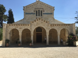 The Church of Our Lady of the Covenant.