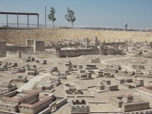 Jerusalem Model 2nd Temple Period E