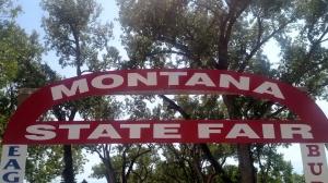 The Montana State Fair...aka Deep Fried Everything!!!