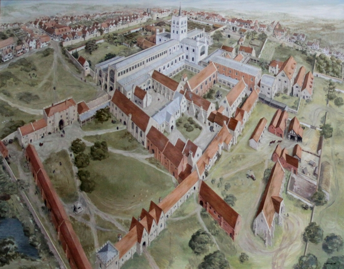 St_Albans_Abbey_before_dissolution_painting_2011-06-20